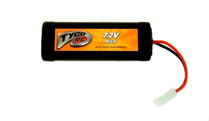 mauro a johnson tyco rc 7 2v nicd battery pack for the following