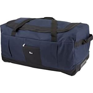 Extra Large Wheeled Holdall - Navy (991018077)