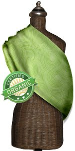 Mamma's Milk ORGANIC New Growth INVISIBLY ADJUSTABLE Baby Sling