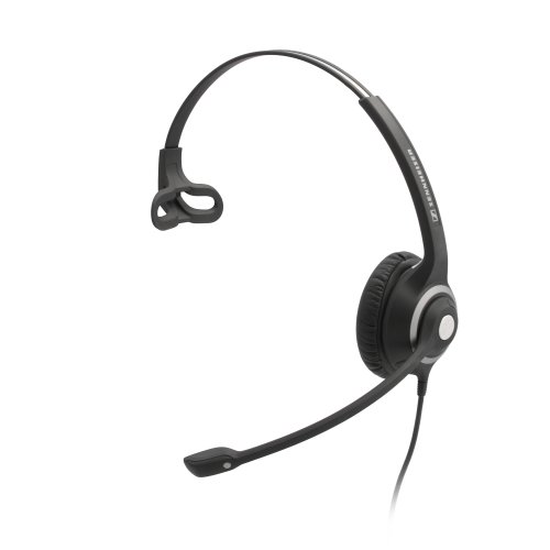 DeskMate Single-Ear Corded Office Telephone Headset