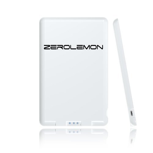 ZeroLemon JuiceBox 6300mAh Power Bank