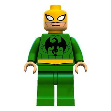 LEGO Superheroes: IRON FIST Minifigure (MARVEL) bestellen
