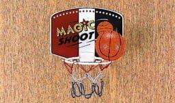 MAGIC SHOOT BASKETBALL GAME SET - PORTABLE PLAY HOOP Misc