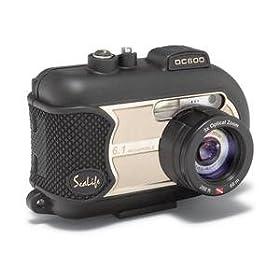 Appareil photo numérique étanche : Sealife DC600