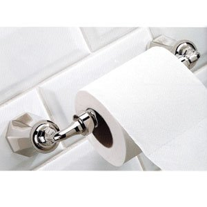 Fresh Thg Paris A MB Polished Nickel Bathroom Accessories Double Post Paper Roll Holder