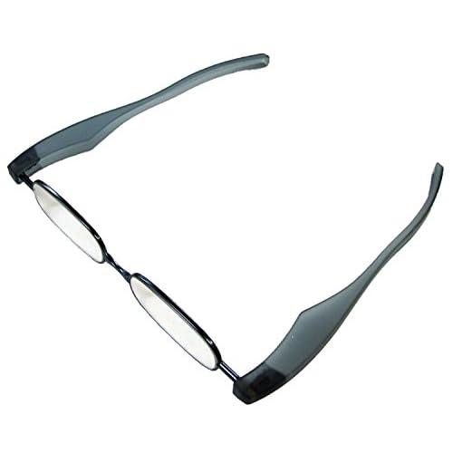 ジェーシー 折りたたみ老眼鏡 快読メガネSMART +1.5度 ネイビー KI-04-15