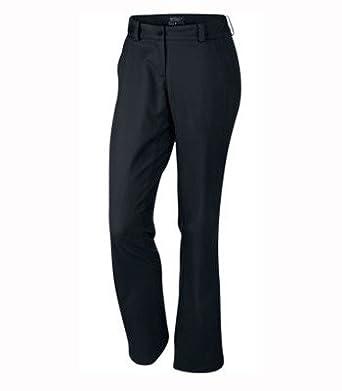 Nike Golf Ladies Modern Rise Tech Pants Black by Nike