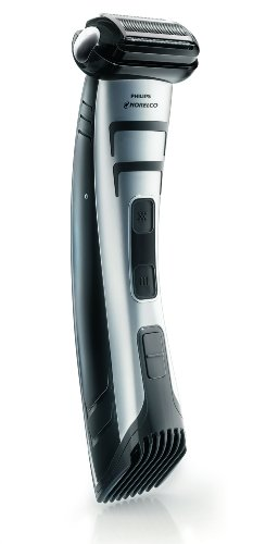 Philips Norelco BG2040/34 Philips Norelco Bodygroom Pro Grooming System, Black / Silver