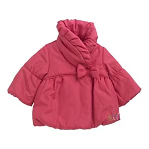 Rocha.John Rocha- Pink quilted coat