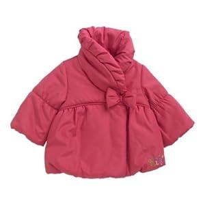 Rocha.John Rocha- Pink quilted coat