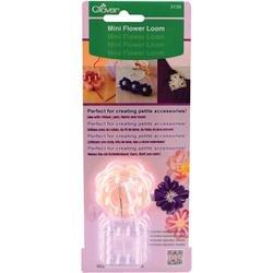 Bulk Buy: Clover (2-Pack) Mini Flower Loom 3139
