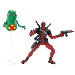 """Marvel Legends Series Deadpool with Scooter Set 6/"""" Action Figure"""