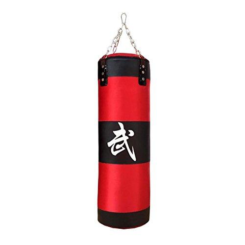 Tera 70 cm robusto sacco per boxe Arti marziali MMA tutti i tipi di combatimenti o riscaldamento