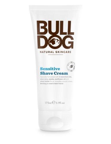 Bulldog Natural Skincare Sensitive Shave Cream 175ml ( Pack of 2)