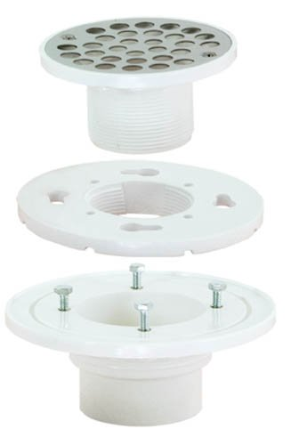 EZ-FLO 15301 Low-Profile Floor and Shower Drain (Shower Drain Pan compare prices)