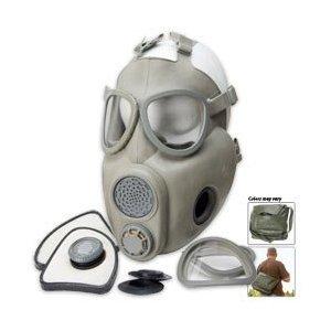 Military Surplus Czech M10M Gas Mask