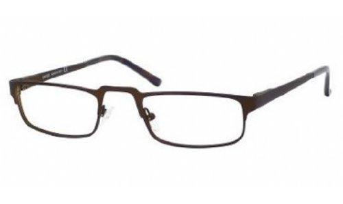 Eyeglasses Safilo Elasta Elasta 7200 02B3 Chocolate Brown