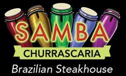 Samba Brazilian Steakhouse Universal City Gift Card ($150)