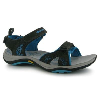 Karrimor Bahamas Ladies Walking Sandals Black