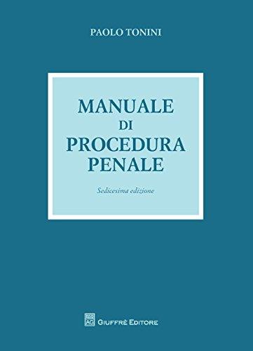 Codice di procedura penale 2019 aggiornato amazon