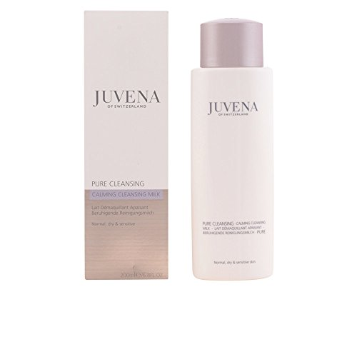 Juvena Pure femme/woman, Calming Cleansing Milk, 1er Pack (1 x 200 ml) thumbnail