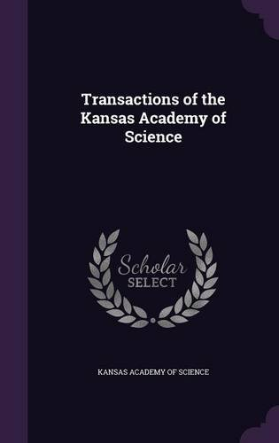 Transactions of the Kansas Academy of Science