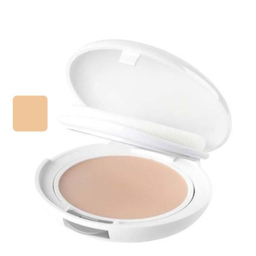 Couvrance Crema Compatta Colorata oil-free 03 sabbia