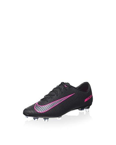 Nike Stollenschuh Mercurial Veloce Iii Fg schwarz/rosa