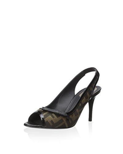 Fendi Women's Open-Toe Sandal