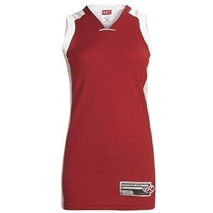 Rawlings Basketball Jersey - Sleeveless (For Women)
