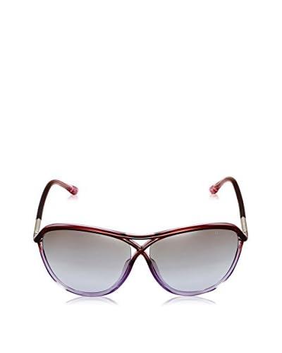 Tom Ford Gafas de Sol Tabitha (59 mm) Burdeos