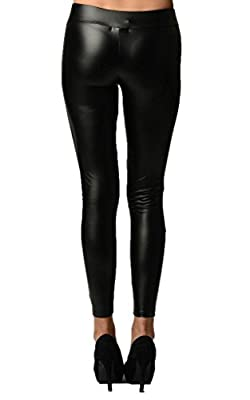 Dinamit Juniors Faux Leather Leggings