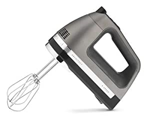 Amazon Com Kitchenaid Khm920acs 9 Speed Hand Mixer