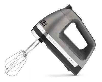 Kitchenaid 9 Speed Hand Mixer silver (Kitchenaid Stand Mixer Architect compare prices)