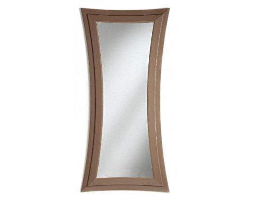 specchiera in legno 90x2x187h
