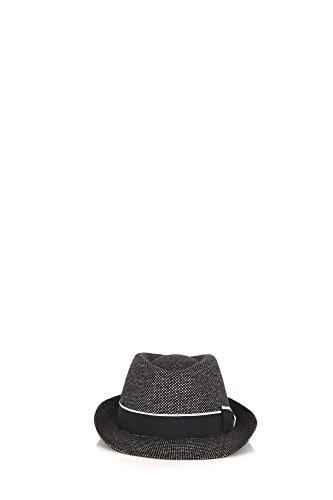 Cappello Uomo Hillmann London UT061 Nero Autunno/Inverno Nero S