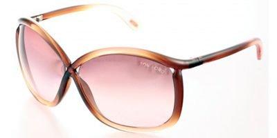 Tom FordTom Ford Charlie FT0201 Sunglasses-50F Brown Fade (Brown Gradient Lens)-64mm