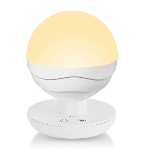 Upgraded-Idealeben-LED-Tischleuchte-mit-Berhrungssensor-und-eingebauter-2200mAh-Batterie-Helligkeit-Dimmbar-Warmwei-oder-Wei-Farbwechsel-Nachttischlampe-Nachtlicht-fr-Kinder-Tischdeko-Camping-Laterne