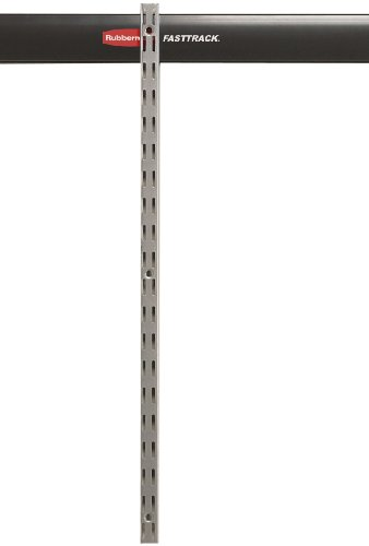 Rubbermaid Fast Track Garage Storage System Upright Rail, 25