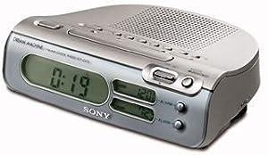 Radio R�veil SONY ICFC273LS GRIS