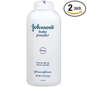 Johnson's Baby Powder, 15 Ounce