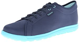 Reebok Women's Skyscape Runaround Walking Shoe,Blue Peak/Hydro Blue,8 M US