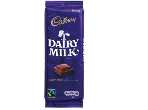 キャドバリー デイリーミルク 135g ×10個