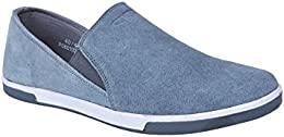 Pinellii Mens Leather Casual Slip on B01LD61OPY