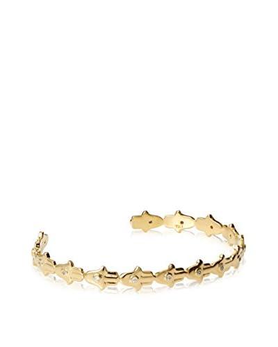 Tai Gold Hamsa Cuff