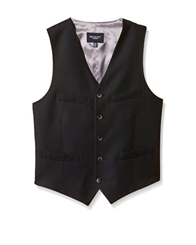 Hackett London Gilet [Blu Scuro]