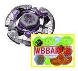 ベイブレード BB-89 ブースター アリエス145D《WBBA限定》パーツ付属(特典付:希少初代ベイ画像)