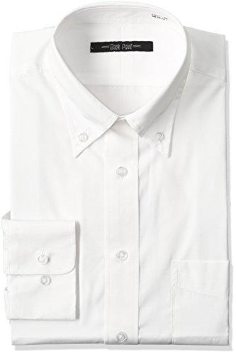 (セシール)cecile アマゾン限定仕様 イージーケア ボタンダウンYシャツ(細身タイプ)