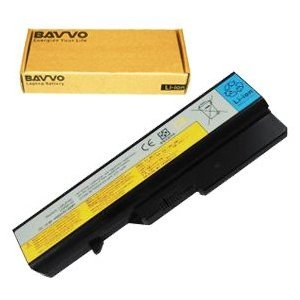 Bavvo New Laptop Replacement Battery for LENOVO IdeaPad G560 0679 6 cells