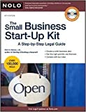 The Small Business Start-Up Kit (with CD-ROM) 6th (sixth) edition Text Only